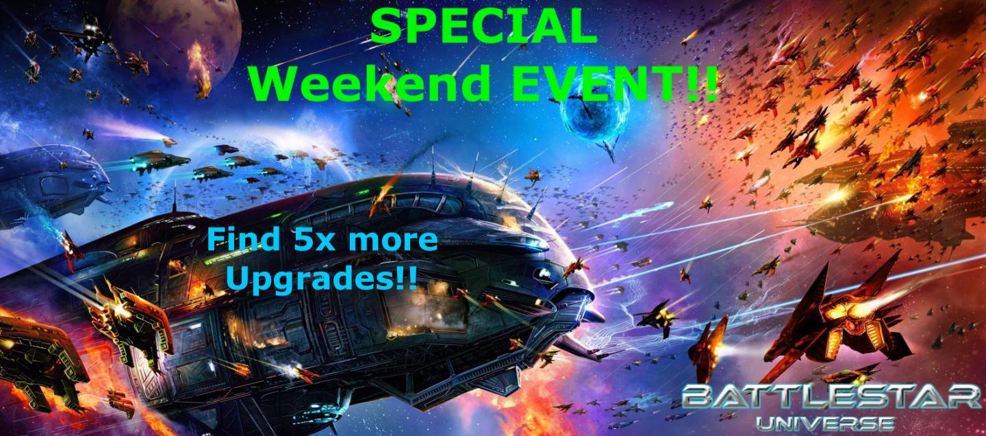 SPECIAL Weekend Event!!
