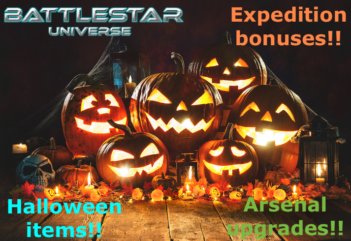 SPECIAL HALLOWEEN EVENT